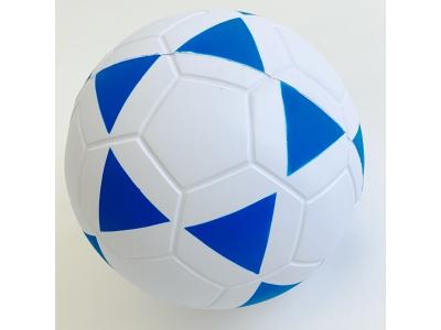 Voetbal Foam Coated, maat 4, Ø 18 cm