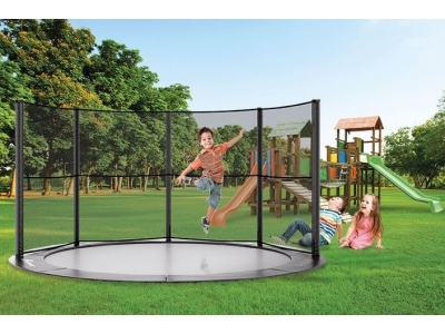 Akrobat Trampoline Primus Premium Flat to the Ground 305 cm