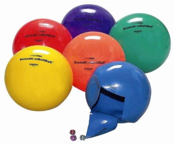 Bal met belletjes