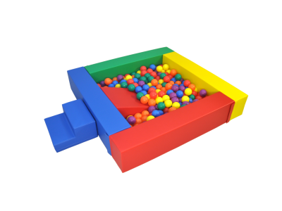 Soft Play Ballenbak