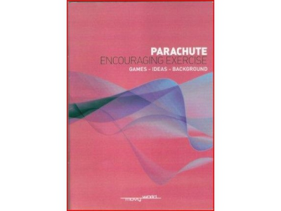 Boek over spelparachute