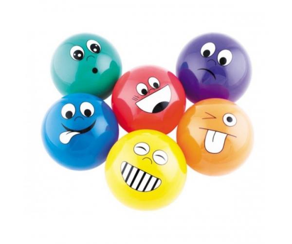 Emotie ballen klein set van 6