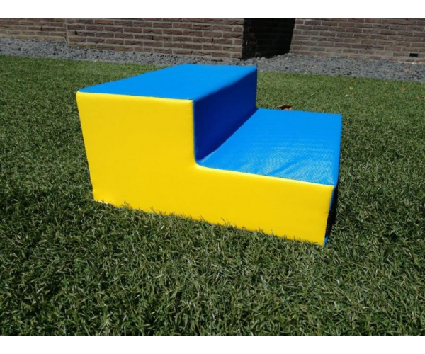 Mooffz Soft Play foamblok Trap