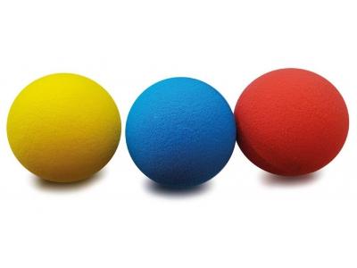 Foam ballen 7 cm, set van 3