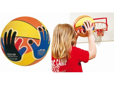 Basketbal Max Hands-On