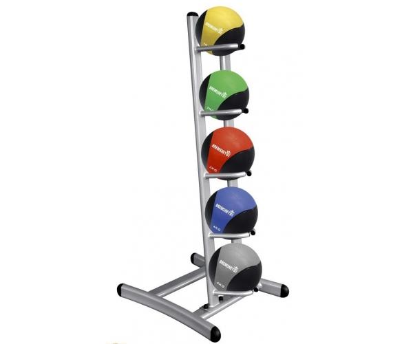 Standaard inclusief 5 medicijnballen (1-5 kg)