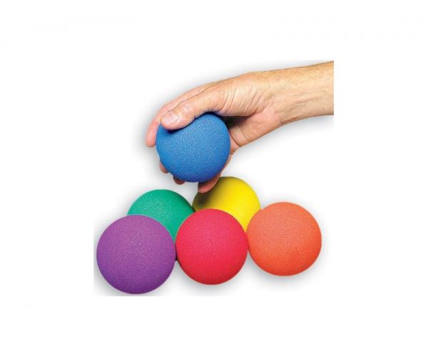 No Bounce ballen, set van 6