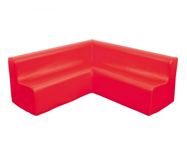 Soft Play foam Hoekbank