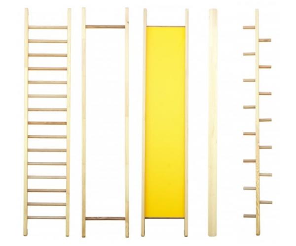 Gymnastiek Planken en Ladders
