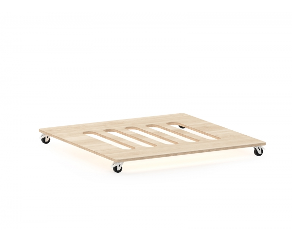 Platform met wieltjes voor Active Gym Box