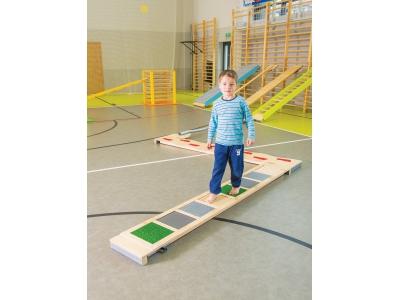 Sensorische Plank - Taktiel ABC