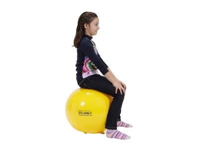 Sit 'n' Gym bal met pootjes 45 cm