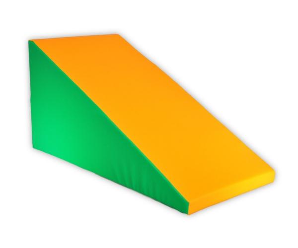 Soft Play foam speelblok helling, 50 x 50 x 100 cm