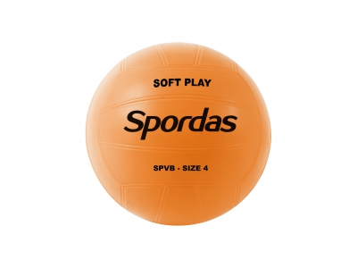 Spordas Softplay Volleybal, maat 4