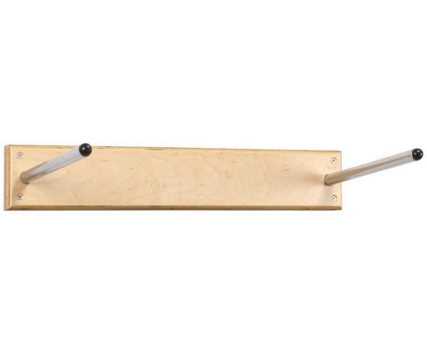 Ophangsysteem oefenmat hout