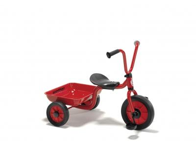 Winther Mini Viking driewieler met laadbak